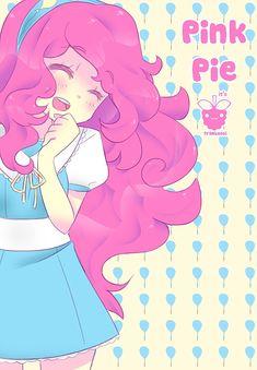 #66334 - artist:framboosi, humanized, pinkie pie, safe - Derpibooru - My Little Pony: Friendship is Magic Imageboard