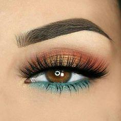 Make Up; Make Up Looks; Make Up Augen; Make Up Prom;Make Up Face; Eye Makeup Tips, Smokey Eye Makeup, Skin Makeup, Makeup Inspo, Makeup Eyeshadow, Makeup Inspiration, Makeup Brushes, Beauty Makeup, Makeup Ideas