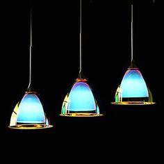 Colorful Glass Modern Bar Pending Single& Triple Lamp with LED Light Source. , 90-240V, http://www.amazon.co.uk/dp/B00XON91S2/ref=cm_sw_r_pi_awdl_WFfwvb1HXHCDV
