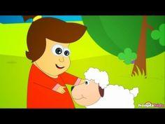 Mary Had A Little Lamb - Nursery Rhymes
