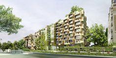 Dwellings - Emmanuel Combarel Dominique Marrec architectes