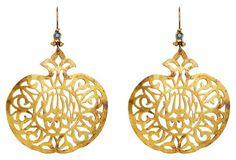Ottoman Fruits Earrings