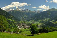 View to Bad Hofgastein