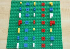 Counting Coconuts: Lego Math & Other Activties