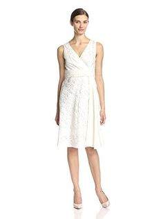 Valentino Women's Floral Dress (Ivory)