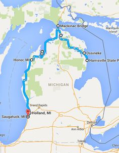 Here's How to Do a Pure Michigan Road Trip Like a Pro