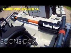 Boone Dox Landing Gear 2016 Hobie Pro Angler 14