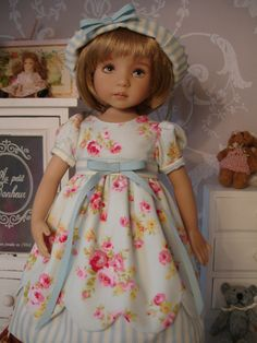 Robe pour Little Darling