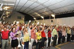Canadauence TV: Em assembléia, bancários decidem deflagrar greve a...