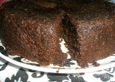 This is a dense fruit cake that is prepared for Christmas and for weddings in Barbados and other areas in the Caribbean. It is usually sweet and soaked in alcohol. The fruit mixture can be prepared many months in advance and allowed to soak. Rum Fruit Cake, Rum Cake, Fruit Cakes, Jamaican Fruit Cake, Fruit Fruit, Food Cakes, Cupcake Cakes, Cupcakes, Bajan Recipe