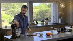 Panna Cotta, Brunch, Youtube, 1, Drink, Google, Desserts, Passion Fruit Cake, Cooking Light Recipes