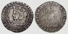 Real de plata, Segovia (anterior 1471), Enrique IV.