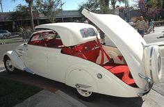 1938 Peugeot 402 Eclipse