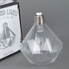 Diamond Lights Lamp, design by Eric Therner, €39,95 at Fli ders.nl