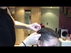 Apprendre à faire une tresses collées❤️| Dana's Hairstyles - YouTube