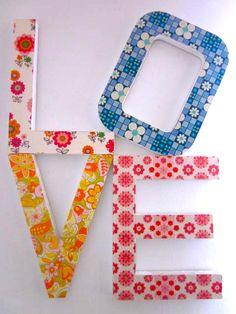Love craft idea