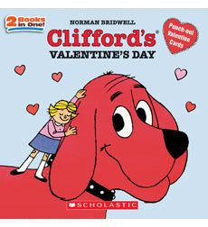 Clifford's Valentine's Day  Norman Bridwell