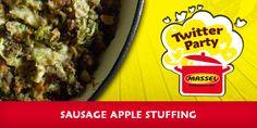 Sausage-Apple-Stuffing