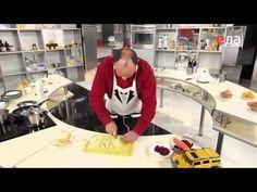 Борщ украинский с чесноком рецепт шеф-повара / Илья Лазерсон / украинская кухня - YouTube