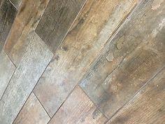 savona natural wood effect porcelain wall & floor tile, pack of 11