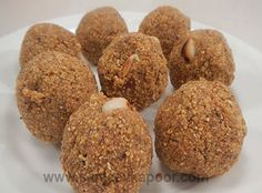 Multiflour Laddoo