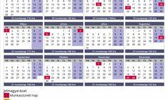 MUNKAIDŐ NAPTÁR 2017 – DOLGOZÓK FIGYELEM! KIJÖTT A 2017-ES MUNKAIDŐ NAPTÁR! MENTSD EL MOST! – 24 óra! – Friss hírek, pénzügyek a nap 24 órájában Periodic Table, Diagram, Wordpress, Gardening, Periodic Table Chart, Garten, Lawn And Garden, Garden, Square Foot Gardening