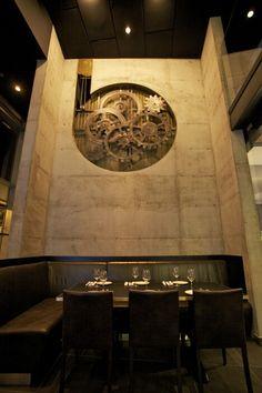 Fish. Lounge Restaurant# Restaurant Design By Nir Portal Architects
