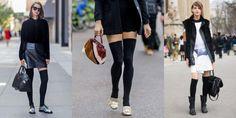 Moda: #Parigine le #calze sexy di moda per la primavera 2017 in 5 look da copiare (link: http://ift.tt/2jo8qmA )