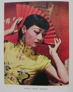 Anna Mae Wong, portrait by Nickolas Muray. Classic Hollywood, Old Hollywood, Hollywood Style, Nickolas Muray, Anna May, Russian Wedding, Memoirs Of A Geisha, Beautiful Dark Art, Ice Queen