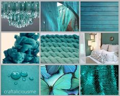 Colorful Moodboards {Getting a craft room} - craftaliciousme