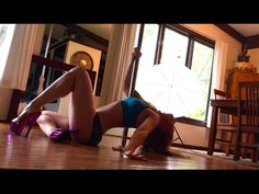 Afternoon Freestyle at Pole Dance Academy - YouTube