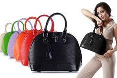 New York Classic Handle Bag
