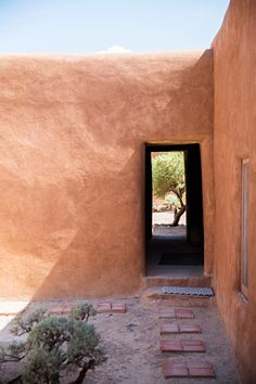 GEORGIA O'KEEFE'S NEW MEXICO HOME | THE STYLE FILES