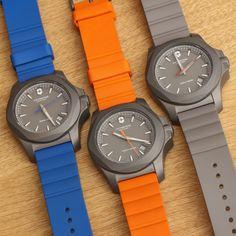 Victorinox Swiss Army INOX Titanium Watch Hands-On Hands-On