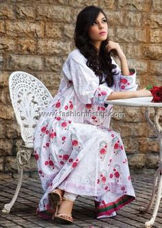 Bareeze Eid Dresses 2013 for Girls and Women 001