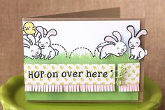 the Lawn Fawn blog: Lawn Fawn Intro: Happy Easter