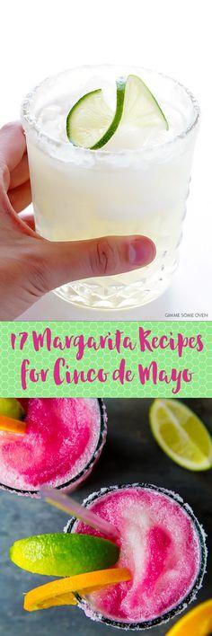 17 Margarita Recipes