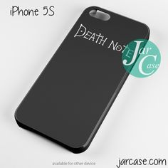 death note Phone case for iPhone 4/4s/5/5c/5s/6/6 plus