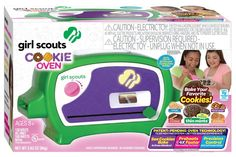 Girl Scouts Deluxe Cookie Oven � That's Toy-riffic!