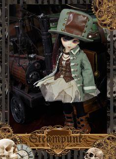 YD000151 [SteamPunk2012] - Samara [YD000151] - $84.90 : DollHeart