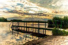 Tíz gyönyörű hazai tó, ahol hűsölhetünk a kánikulában Garden Bridge, Hungary, Budapest, Outdoor Structures