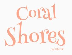 Summer Breeze In Coral