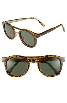 Spitfire 'Protool' Retro Sunglasses available at #Nordstrom