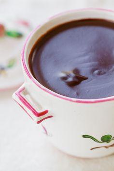 Do I want this? Yes I do. Pot de creme. So chocolatey, so good...