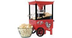 Machine à popcorn électrique à 19.90€