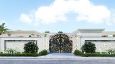 goodgerlsy - 0 results for design Main Gate Design, House Gate Design, Fence Design, House Plans Mansion, Dream Mansion, Compound Wall Design, Small Modern House Plans, Tor Design, Backyard Pavilion