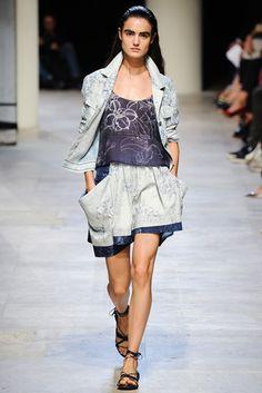 Paris Fashion Week - Verão 2015/16 - Leonard http://www.guiajeanswear.com.br/