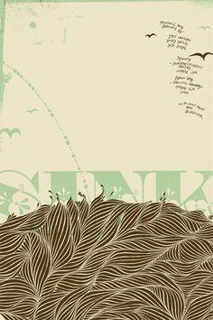 this kiiiinda reminds me of @Nicole Fansler 's work // Sink & Swim Exhibition
