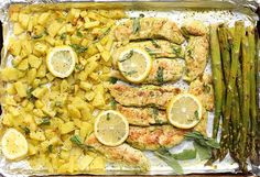 This Sheet Pan Lemon Basil Chicken makes a super easy weeknight meal with just a few ingredients but lots of flavor! 30 minutes and dinner is done. Paleo and approved! Besides my Instant Pot and Slow Cooker Im kind of living off these sheet pan Whole30, Instant Pot, Paleo Recipes, Cooking Recipes, Basil Recipes, Cooking Ideas, Yummy Recipes, Yummy Food, Lemon Basil Chicken