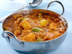 Découvrez la recette du poulet au curry au Thermomix